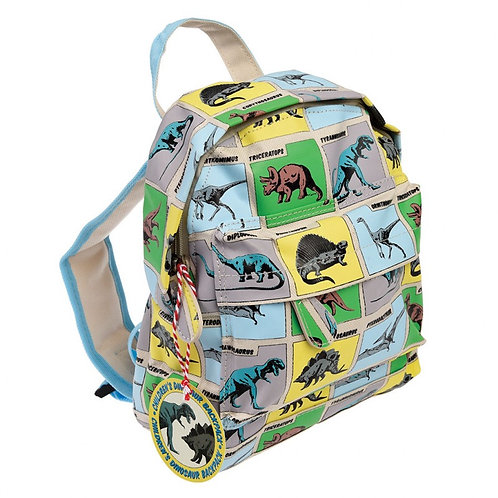 Mini Dinosaur Backpack Rex London