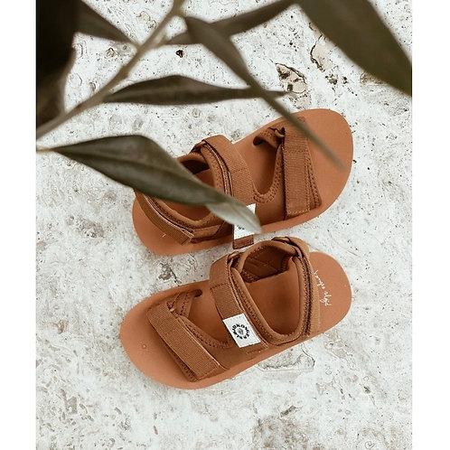 Konges Sløjd Sun Sandal Rust  Dark Orange kids shoes teva