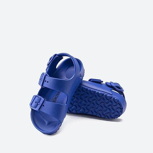 Birkenstock Kids Milano EVA Ultra Blue waterproof kids sandals boys shoes