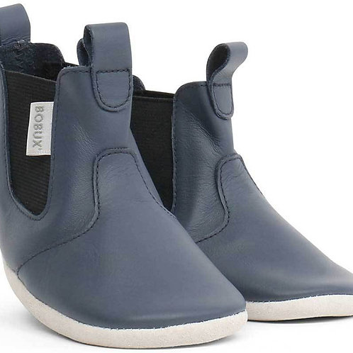 Bobux Soft Sole Pre-Walker Boots Navy