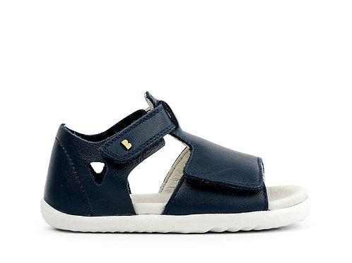 Bobux SU Mirror First Walker Sandals - Navy