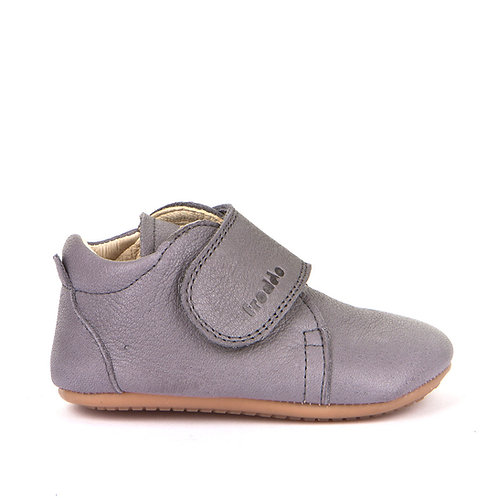 Froddo Prewalkers Cruiser Shoes Grey