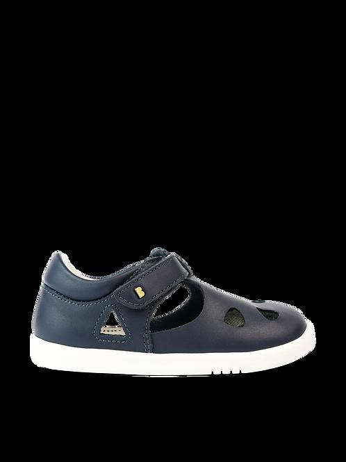 Bobux IWalk Zap II Toddler Shoes - Navy