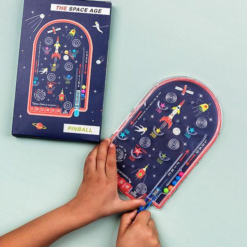 Space Age Mini Pinball