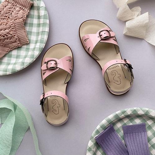 Samphire Kids Marella Splash Proof Sandals - Baby Pink Patent