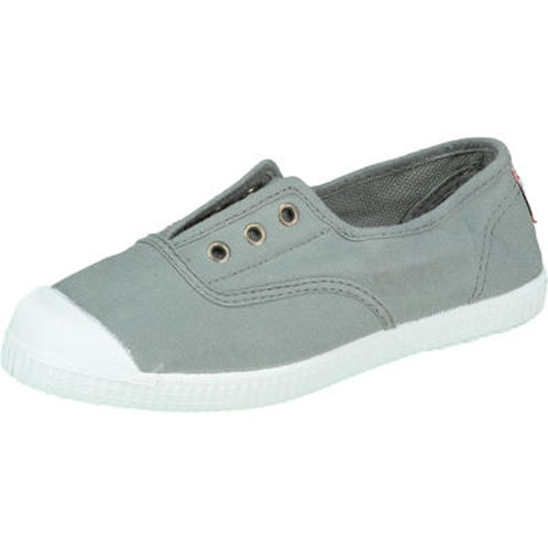Cienta Laceless Pump Grey shoes trainers pumps