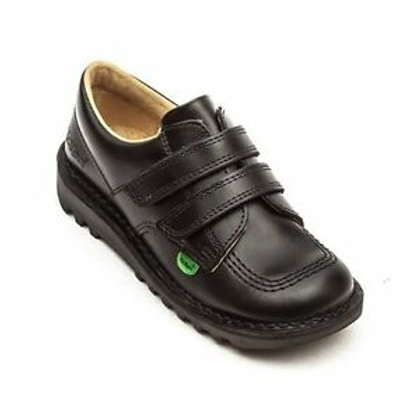Kickers Kick Lo Classic Strap Infant shoes velcro