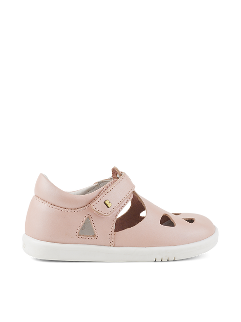 Bobux IWalk Zap II Toddler Shoes - Seashell Shimmer