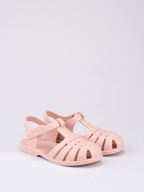 Igor Classica Snap Fastening Jelly Shoe - Maquillage Pink