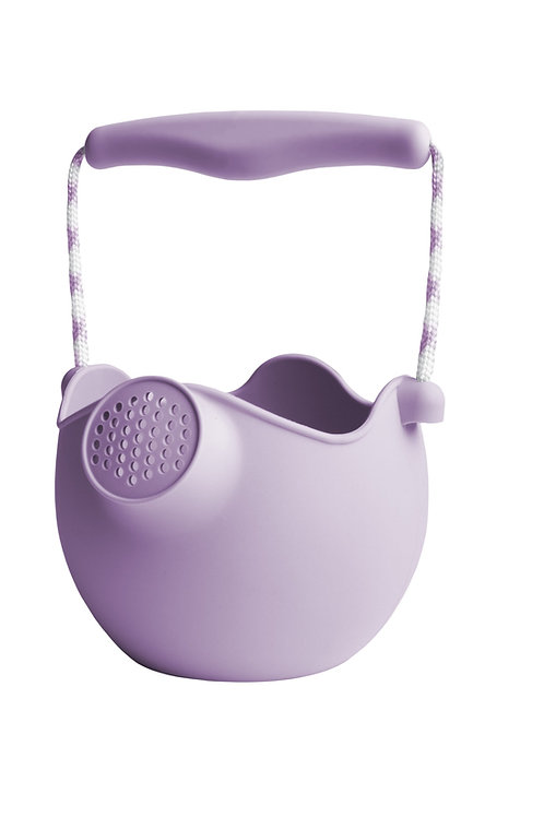 Scrunch Silicone Watering Can - Lavender