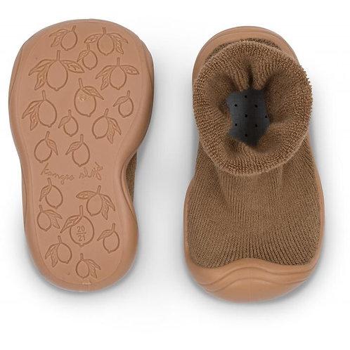 Konges Sløjd Slipper Socks - Walnut