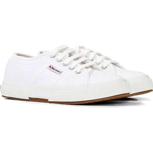 Superga Teen/Women JCOT Classic White