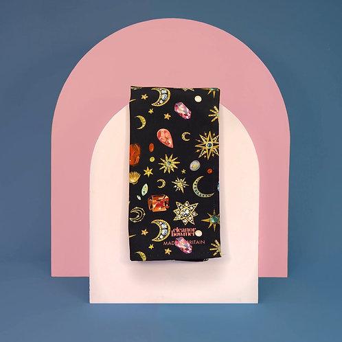 Cosmic Gem Tea Towel - Eleanor Bowmer