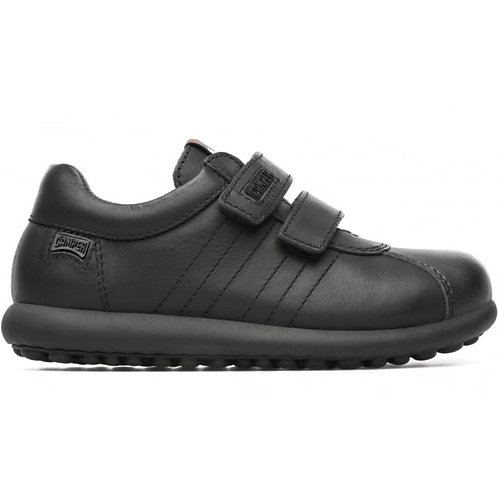 Camper Boys Two Strap School Shoes velcro