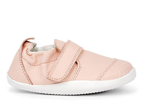 baby Bobux Xplorer Go Seashell Pink
