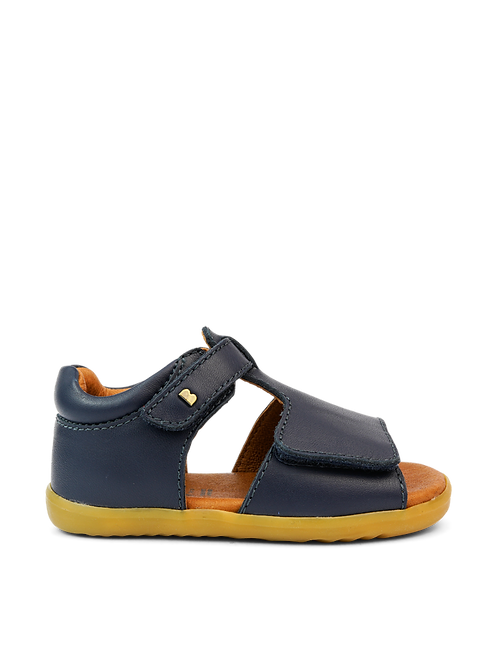 Bobux SU Mirror First Walker Sandals - Navy