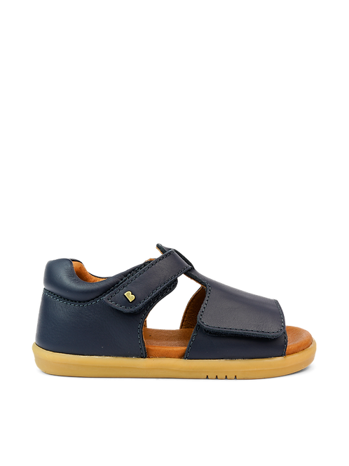 Bobux IWalk Mirror Toddler Sandals - Navy
