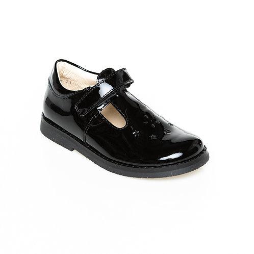 Froddo Evia Stars Black - Patent Leather