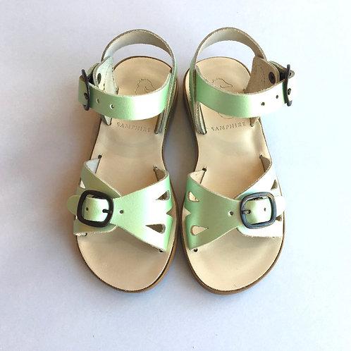 Samphire Marella Kids Sandals - Metallic Mint