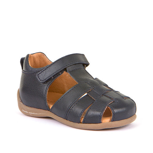 Froddo First Walker Toddler Fisherman Sandals Navy shoes