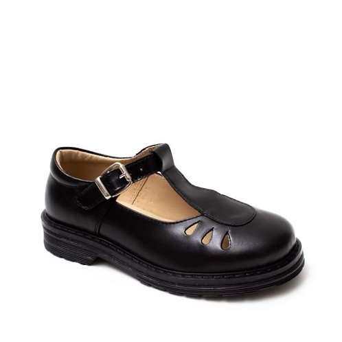 Petasil Claudia Retro T-Bar shoes