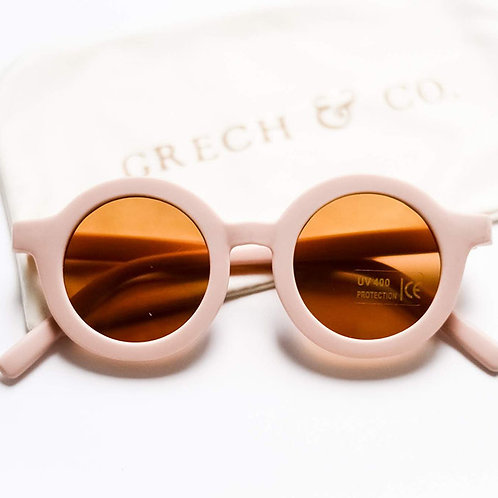 Kids Sustainable Sunglasses by Grech & Co - Shell