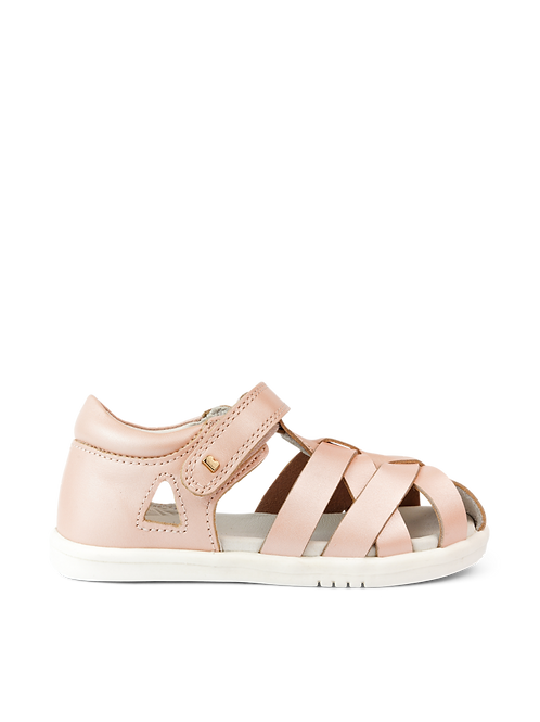 Bobux SU Tropicana II First Walker Sandals - Seashell Shimer