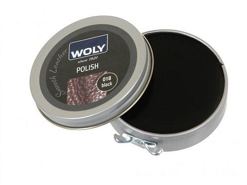 Woly Black Shoe Polish