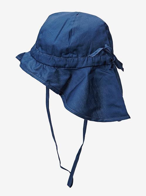 Melton Adjustable Sun Hat - Marine