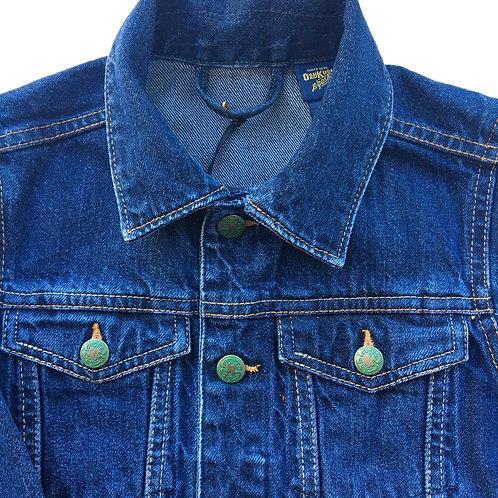 Vintage Original Osh Kosh Denim Jacket - Age 4