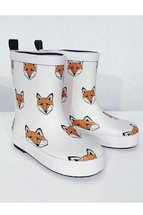 Just Call Me Fox Wellies  Tobias and the Bear