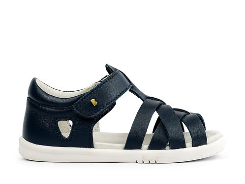 Bobux SU Tropicana First Walker Sandals Navy shoes