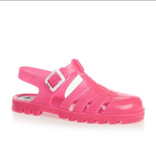 Juju Jelly Shoes - Pink