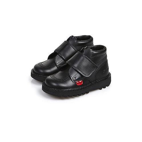Kickers Kick Kilo Strap Classic Infant boots shoes velcro