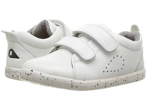 Bobux IWalk Grass Court - White