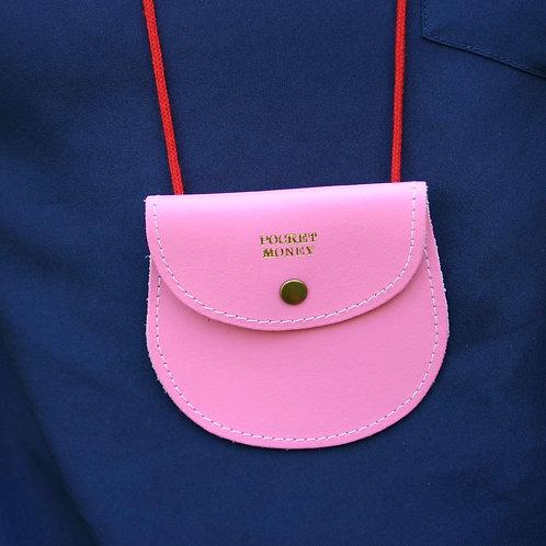 Pocket Money Purse by Ark - Pink