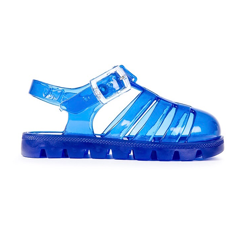 Juju Jelly Shoes - Blue
