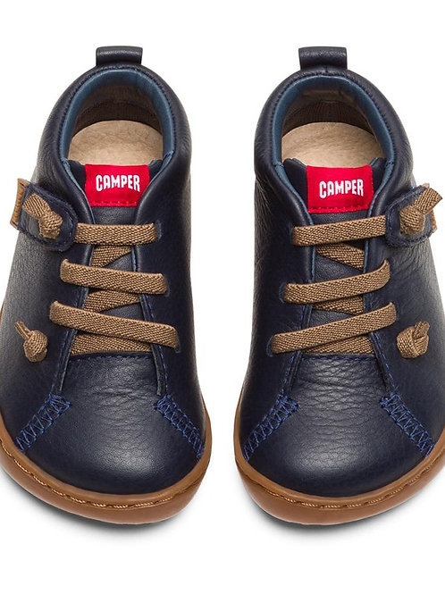 Camper Peu First Walker / Toddler Shoes -Navy