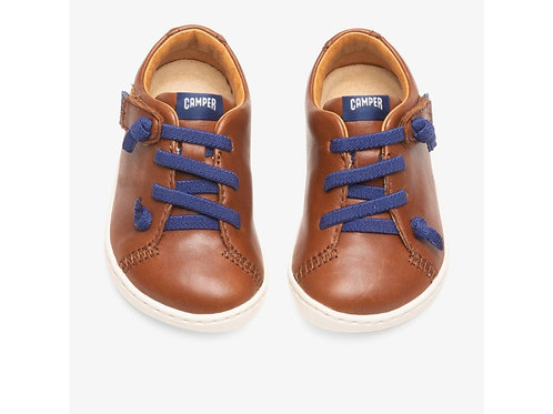 Camper Peu First Walker / Toddler Shoes -Chestnut