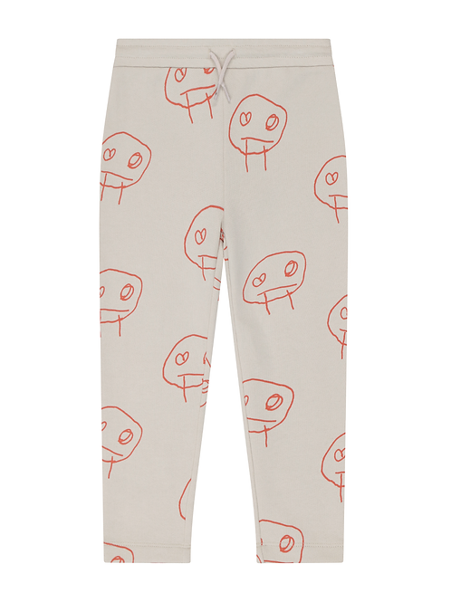 Freds Face Slim Sweat Pants - Another Fox