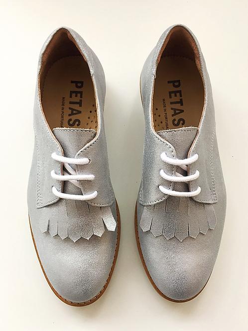 Petasil Silver Shimmer shoe