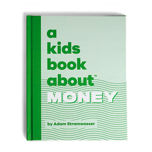 A Kids Book About Money