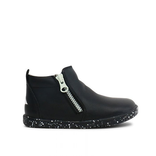 Bobux IWalk Tasman Black boots shoes