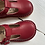 Thumbnail: Petasil Crosspatch T-Bars - Red Leather