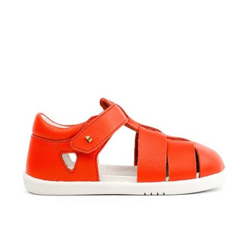 Bobux IWalk Tidal - Orange/Red