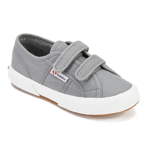 Superga 2750 Classic Grey Sage shoes trainer