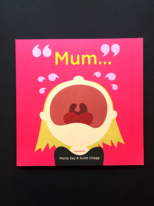 Mum... Paperback book