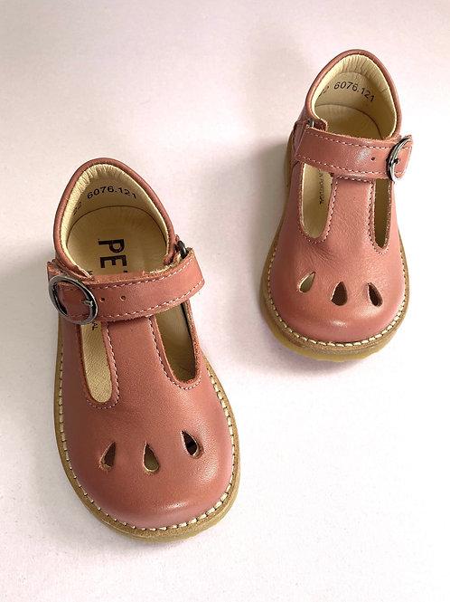 petasil little girls mary jane shoes tbars retro kids vintage leather