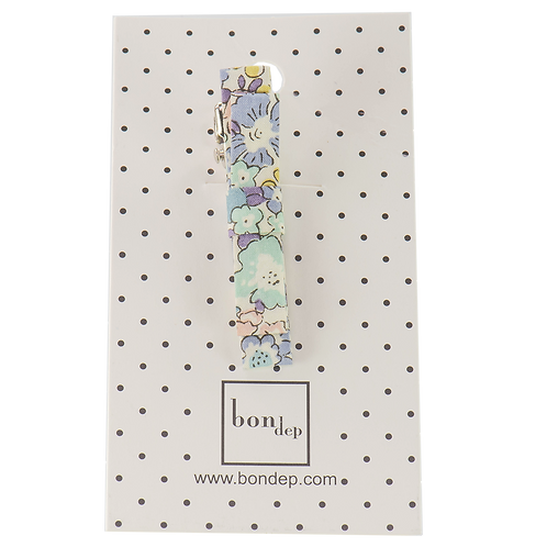Small Liberty Hair Clip - Michelle Print