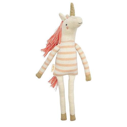 Meri Meri Izzy Unicorn Soft Toy